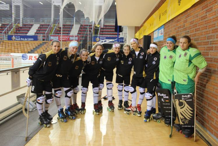 Rollhockey Nationalmannschaft