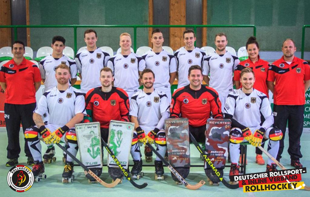 Rollhockey Nationalmannschaft