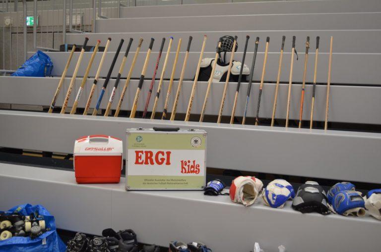 Rollhockeyprojekt ERGI