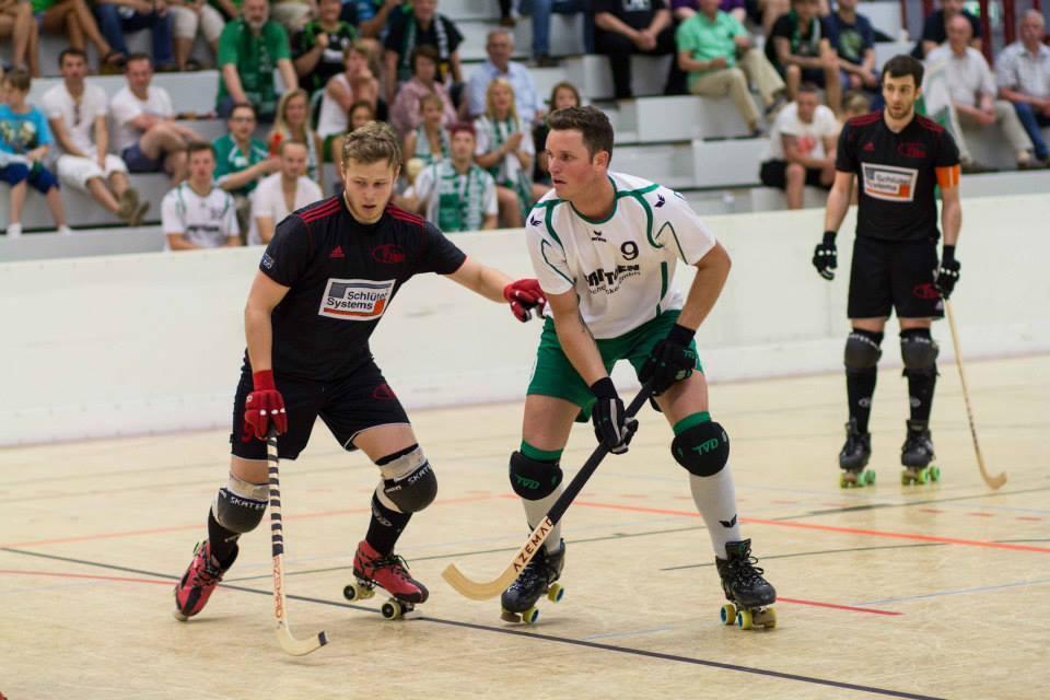 ERG Iserlohn vs. SK Germania Herringen