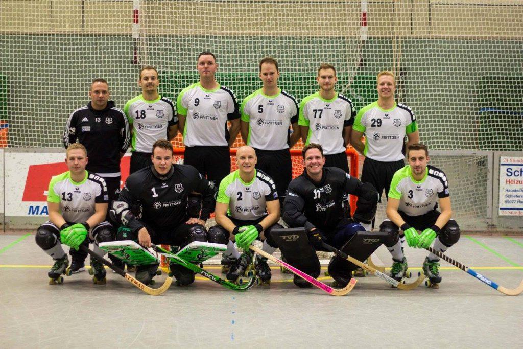 Mannschaftsfoto SK Germania Herringen