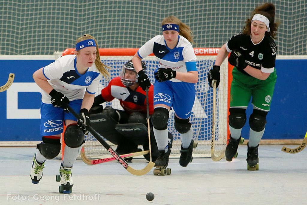 Rollhockey Bundesliga Damen 2018