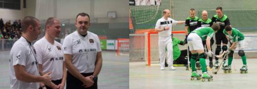 Rollhockey Schiedsrichter