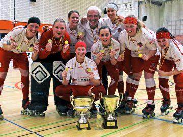 Deutscher Rollhockey Pokalsieger 2018