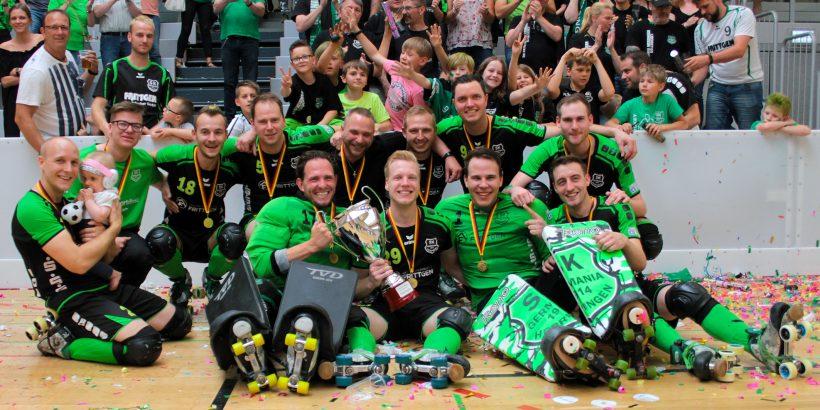 Deutscher Rollhockey Pokalsieger Herren 2018