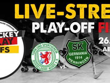 Live-Stream Rollhockey Play-Off Finale 2018