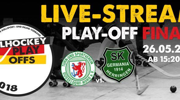 Live-Stream Rollhockey Play-Off Finale 2018