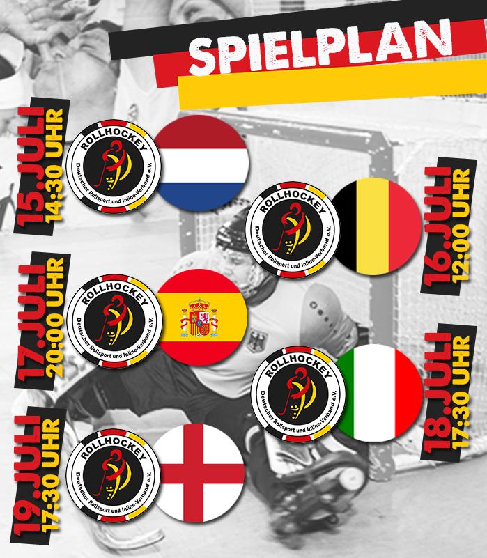 EM Spielplan