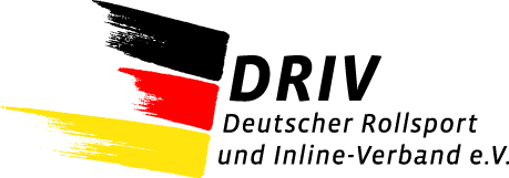 Logo des Deutschen Rollsport und Inline-Verbands