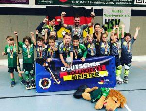 Deutsche U9 Meisterschaft 2018