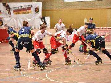 Iserlohn - Calenberg Damen Super Cup Finale