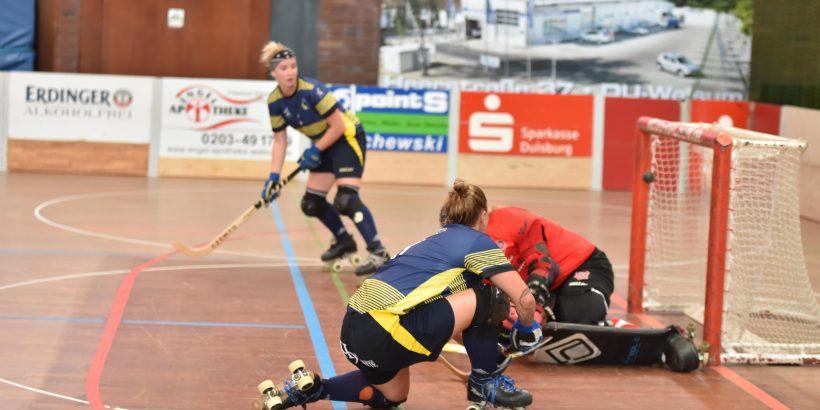 Iserlohn - Calenberg Damen Finale Super Cup