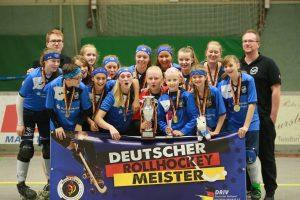 Deutscher U17-Mädchen Meister 2018 - IGR Remscheid
