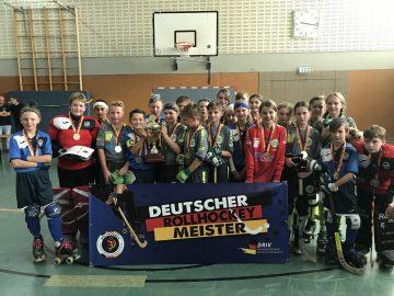 Deutsche U13 Meisterschaft 2018