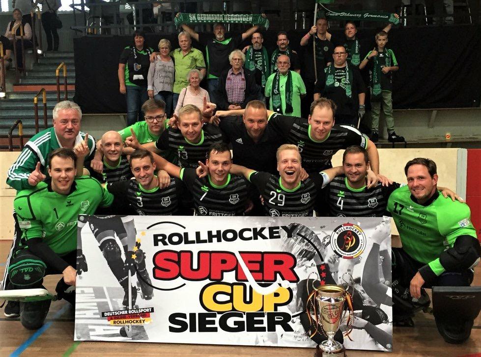 Super Cup Sieger Herren