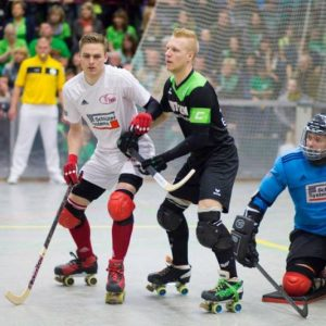 Rollhockey Play-Off Finale 2016